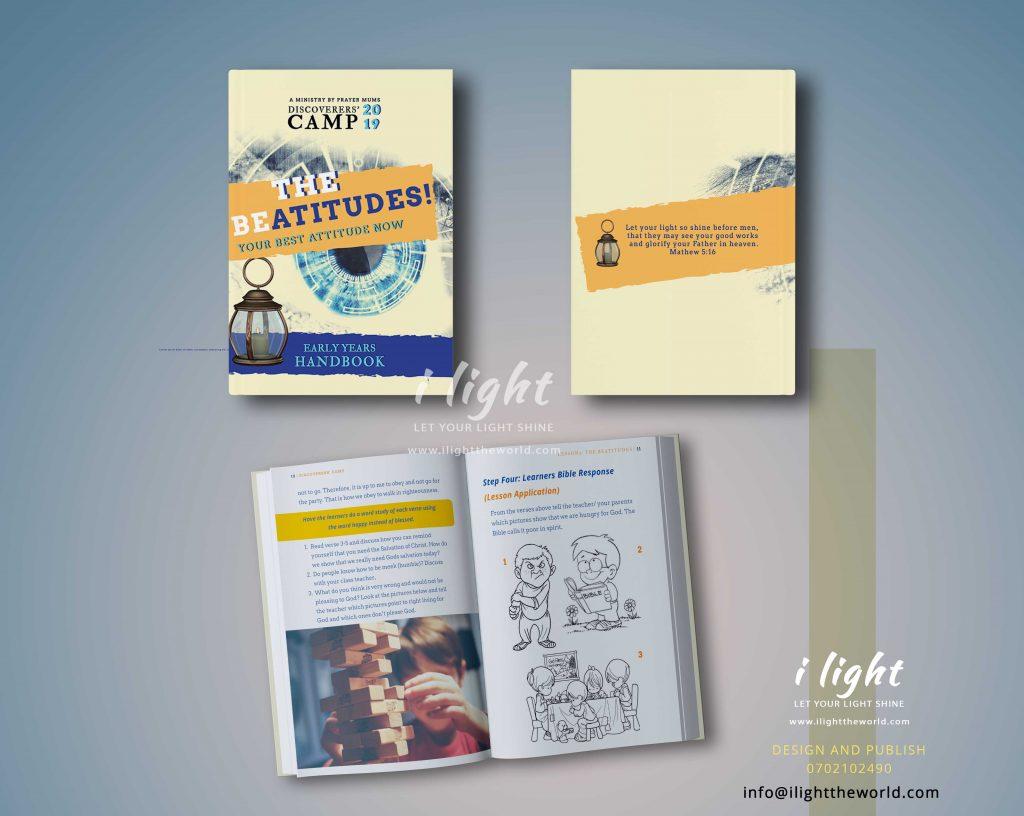 Self publishing in Kenya, ilighttheworld.com